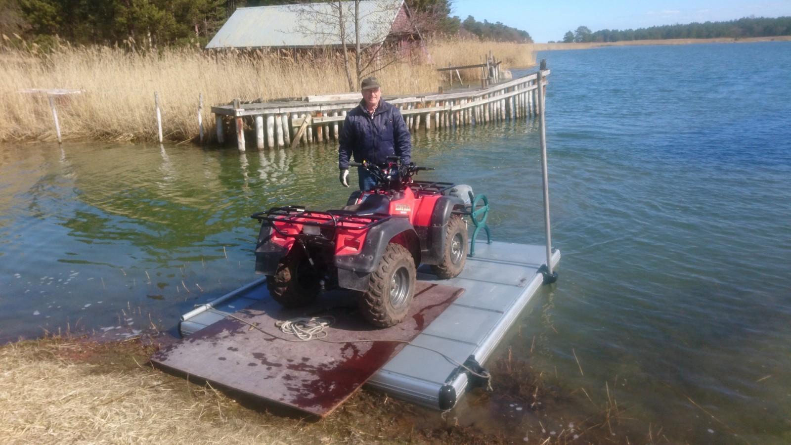 Transportflotte 4-hjuling