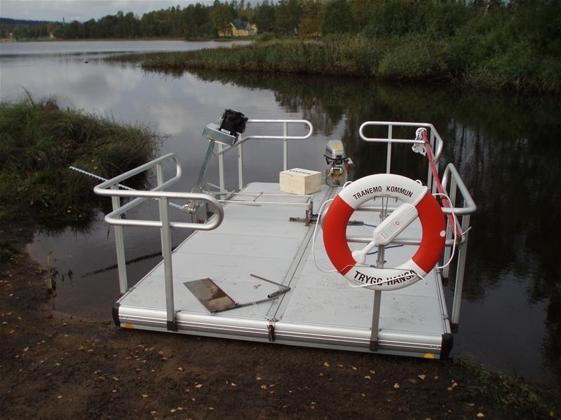 Arbetsflotte Tranemokommun