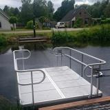 Flotte för persontransporter Holland