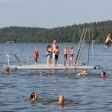 Badflotte med hopptorn Håbo Kommun
