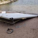Monterad badflotte